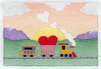 armastuse rong