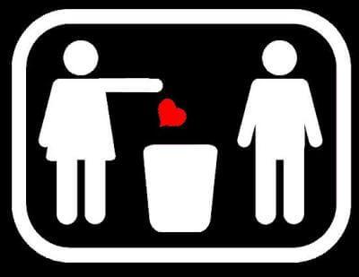 armastusest lahku minek
